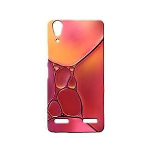 BLUEDIO Designer 3D Printed Back case cover for Lenovo A6000 / A6000 Plus - G2175