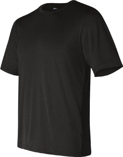 Stag Party, Brown auf American Apparel Fine Jersey Shirt Schwarz - Schwarz