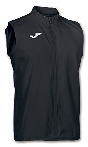 JOMA MASTER TENNIS VEST BLACK SLEEVELESS 2XL (Herren Guy New)