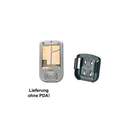 Happy-PDA Halteschale für Halterungen passend für Dopod 830 passend für (mit 4-Loch-Rastersystem) Dopod Pda