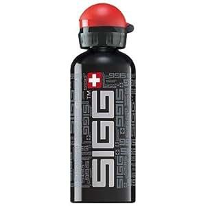 SIGG Bottle Classic, SIGGnature Black, 0,6 l, 8232.90