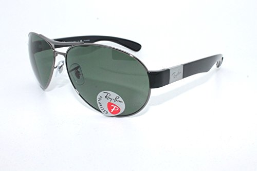 ray-sunglasses-ban-wayfarer-aviator-black-rayban-brown-large-rb-mirror-new-gold-004-genuine-green-gu