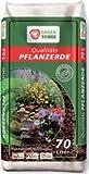 Qualitäts-Pflanzerde, 70 Liter