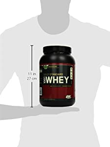 Optimum Nutrition 100 % Whey Gold Standard Protein  Choco Mint, 1er Pack (1 x 908 g)