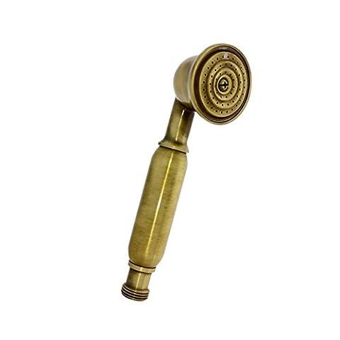 Design Retro Hand Shower Shower Shower Head Shower Head Shower Shower Antique Brass