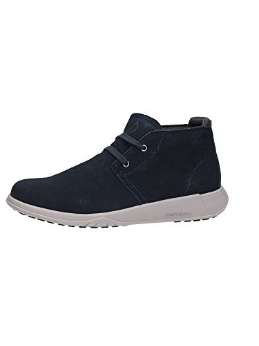 Lumberjack Herren Winter Houston Combat Boots Blau