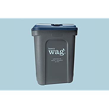 Henry Wag Store-Fresh Dry Pet Food Storage Container