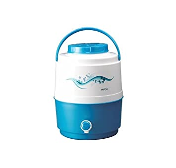 buy plastic water jug litres blue low prices amazon cooler bottle rack 6 stand