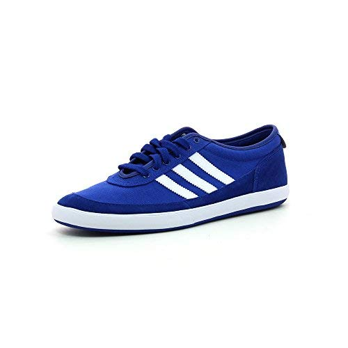 Adidas Originals Court Spin Schuhe Sneaker Turnschuhe Trainers blau Wildleder / Textil - Porsche Schuhe Männer