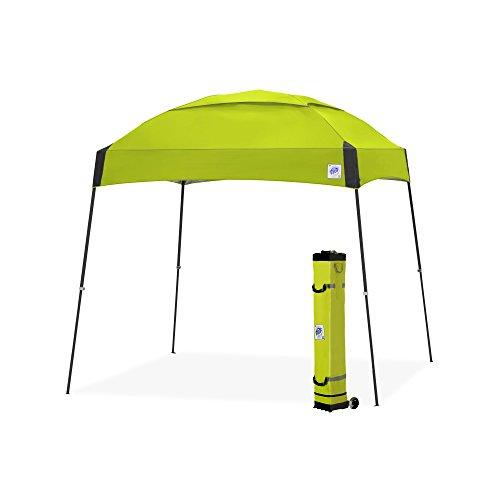Faltzelt Dome 3x3m Color Limeade, Pavillon -