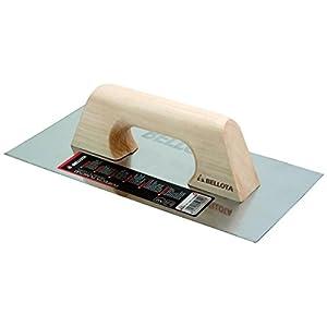 Bellota 5861-1 Llana recta mango madera, 300×150 mm