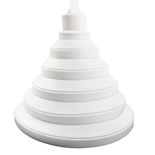 JJOnlineStore-Moderno Extensible Flex Silicona-decoración DIY Pantalla para lámpara de Techo lámparas Luces de Techo