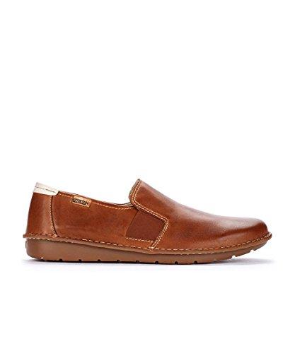 Pikolinos M7B-3079 Santiago Chaussures Mocassins homme marron moyen