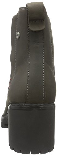 Wrangler Damen Sierra Chelsea Boots Grau (96 Anthracite)