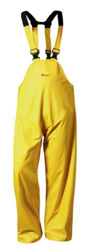 Norway PU Arbeits-Latzhose - gelb - Größe: XL -