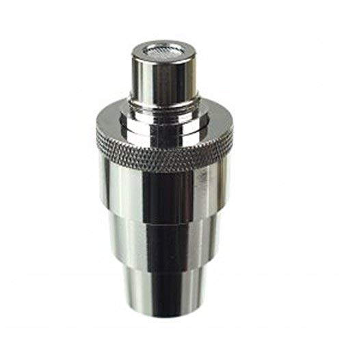 Flowermate Water Pipe Adapter for mini V5.0S Pro V5.0X Mini Vaporizers(with 2 pcs Filter Screens)