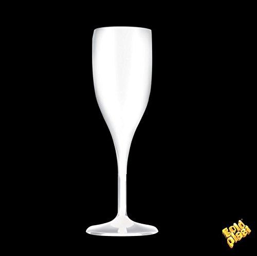 Flute Drink Safe SAN 150cc cfz 1pz blanc