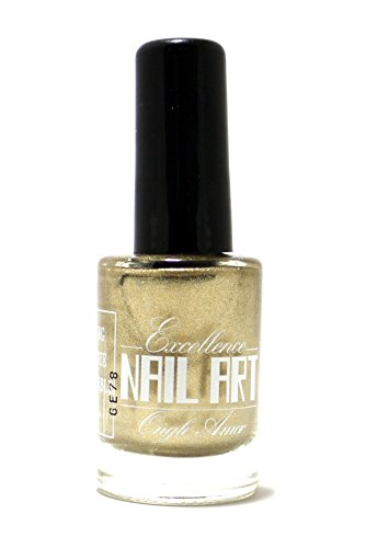Vernis Stamping OR - Excellence Nail Art