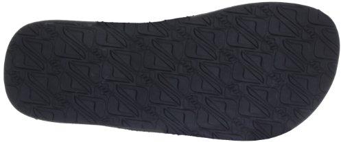 Reef R1353Bkl, Sandales homme Noir (Black/Plaid)