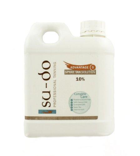 Sudo Professional Tanning Advantage 9 Spray autobronzant 10 % 1000 ml