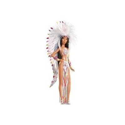 70s Cher Bob Mackie - Barbie Collector Black Label by Mattel