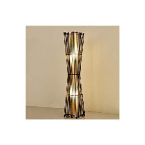 ZJSLYB Stehlampe, Moderne Minimalistische Studie Wohnzimmer Schlafzimmer Lampe Mode Gras Rebe Hauptdekoration Stehlampe -