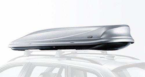 Preisvergleich Produktbild Original BMW Dachbox Skibox 460 Liter groß silber