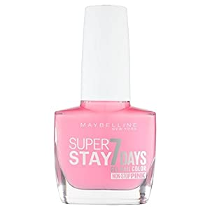 Maybelline Superstay 7Days, Non-Stop Pink, Flushed 120