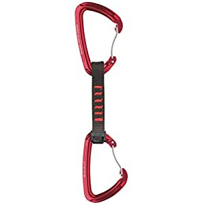 Salewa Hot G2 / 00-0000001693 Dégaine Mousquetons fil/fil Taille unique Rouge