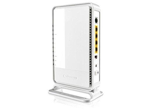 SITECOM WLM-4601 N300 WLAN Gigabit Modem Router X4 Annex B USB 2.0 Port (Wireless-n300 Router)