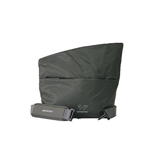 United Pets Sling Bag Dog Carrier, Grey 2