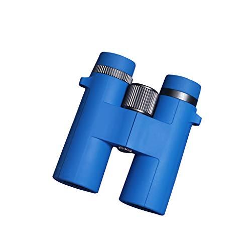 JXJJD Fernglas HD High-Light Low-Light Nachtsicht Nicht-menschliche Perspektive (Farbe : Blau)