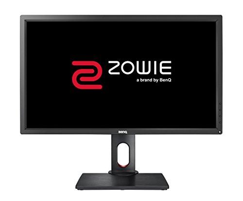 Monitore Benq Gaming (BenQ ZOWIE RL2755T 68,58 cm (27 Zoll) eSports Monitor (DVI, HDMI, 1ms Reaktionszeit, Höhenverstellung, Black eQualizer) schwarz)