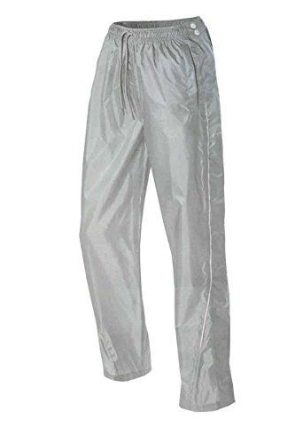 Crivit® Outdoor Damen Regenhose - seitlich durchgehender Reißverschluss (XS 32/34)