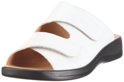 Ganter Monica Weite G 3-202501-02000, Chaussures femme Blanc (Blanc)