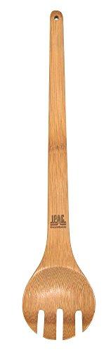 Ipac BA1413 Couvert à Salade Bambou 30,2 x 6,5 x 1,10 cm