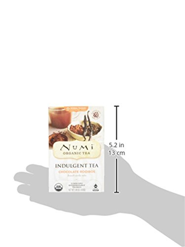 Chocolate Rooibos Numi Teas 12 Bag by Numi Teas