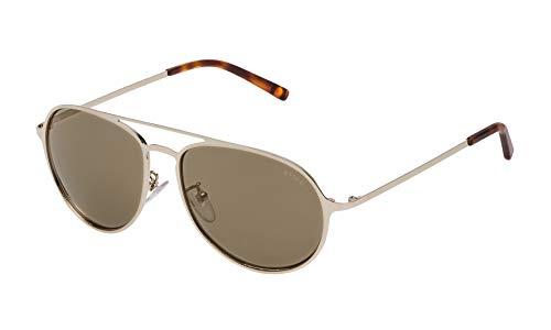 Sting sst00455594g occhiali da sole, oro (dorado), 56.0 uomo