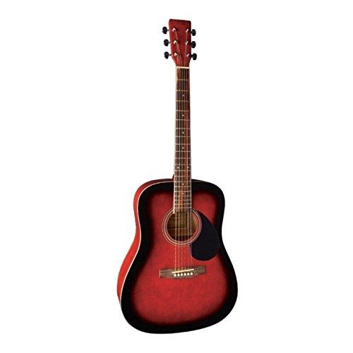 Gewa VGS-D10 Redburst | Westerngitarre | Akustikgitarre | B-Ware