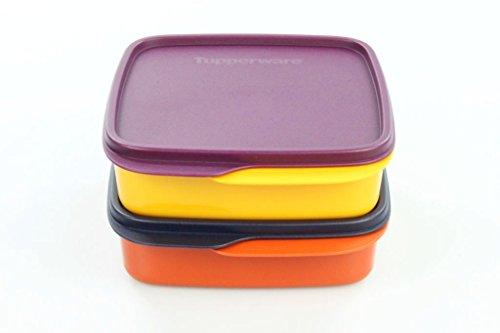 TUPPERWARE Lunchbox To Go Trennwand Clevere Pause 550ml terrakotta + hellorange 30432