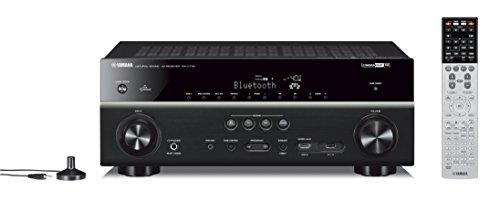 Yamaha RX-V779 7.2-Kanal AV-Receiver (160 W, 4 Ohm, 4K Video Upscaling, AirPlay, WLAN, Bluetooth) schwarz (Aventage Yamaha)