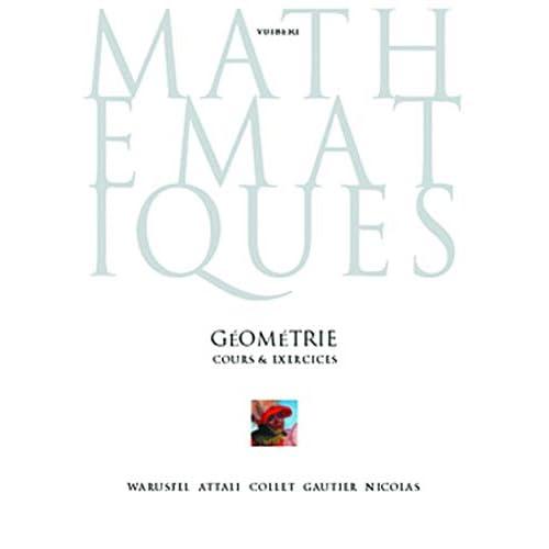 Géométrie. Cours & exercices