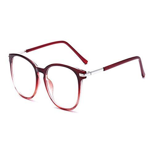 Xinvivion Blau Licht Blockierung Brille - Anti-Müdigkeit Retro klar Linse Auge Schutz Computer Gläser Brillen zum Damen Männer