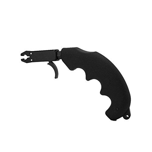 Naroote Bow Arrow Release Grip, Griff Daumen Compound Bow Archery Caliper Release Aid Sport Zubehör (Billig Bogen Release)