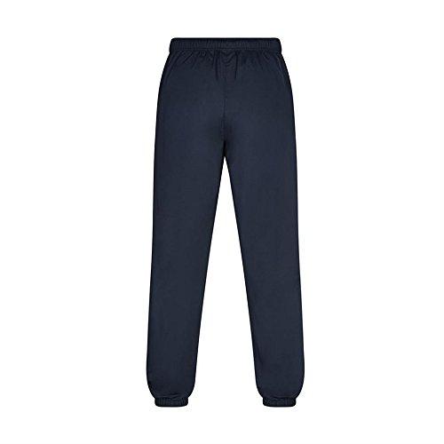 Canterbury, pantaloni affusolati da uomo in poliestere, con tecnologia Vapodri Blue