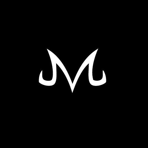 TEXLAB - DBZ: Majin Logo - Damen T-Shirt Schwarz