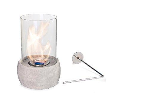 *Glasfeuer Stone Tischkamin Feuerstelle Kamin Tischfeuer Bio Ethanol*
