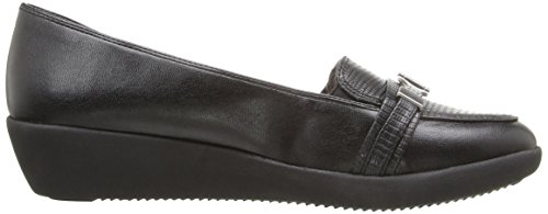 Life Stride Merge Synthétique Mocassin Black