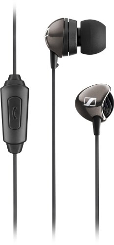 Sennheiser CX 275 S In -Ear Universal Mobile Headphone With Mic (Black)