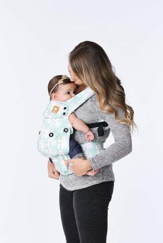 Baby Tula Explore - UNISAURUS - Marsupio regolabile per neonati e bambini, ergonomico, varie posizioni per 3,2-20,4 kg